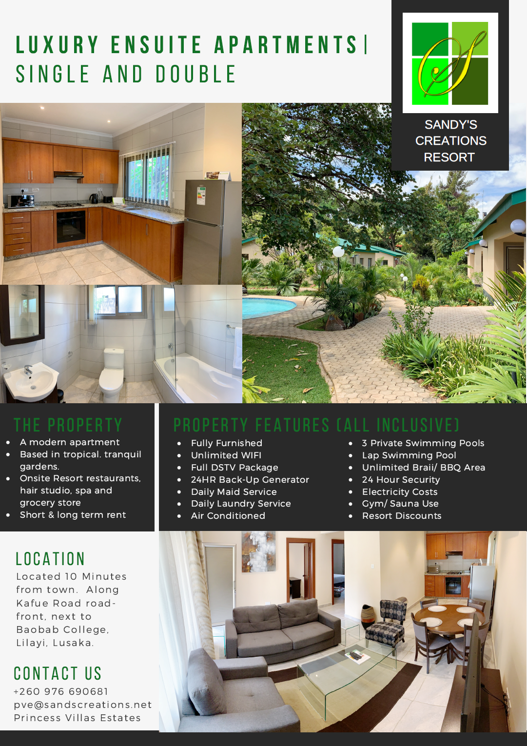 08.08.2019 - APARTMENTS FOR RENT - FULLY FURNISHED & ALL ...